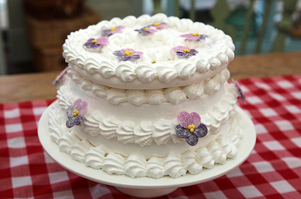 Spanish Wind Cake