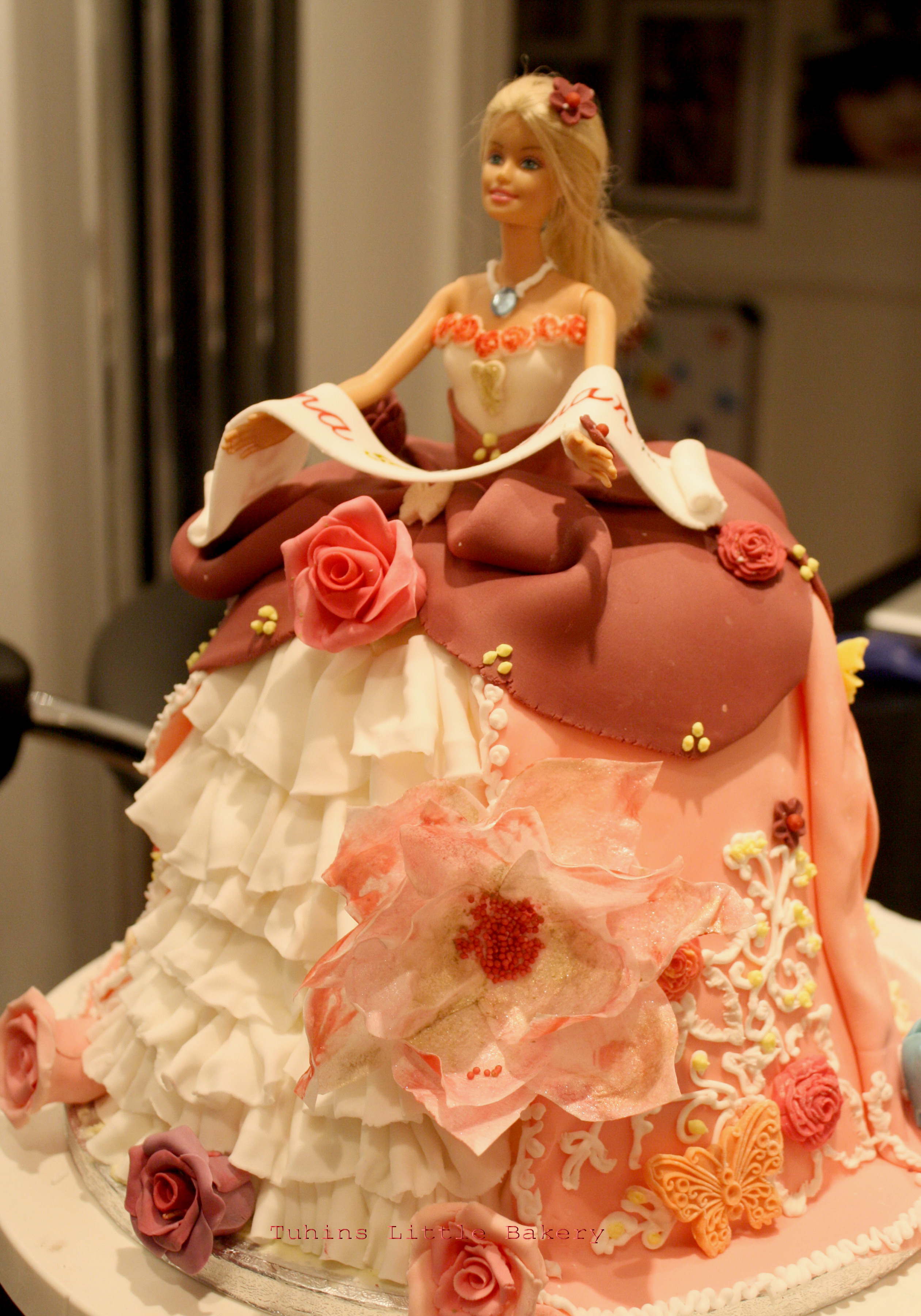 Princess Cake The Great British Bake Off