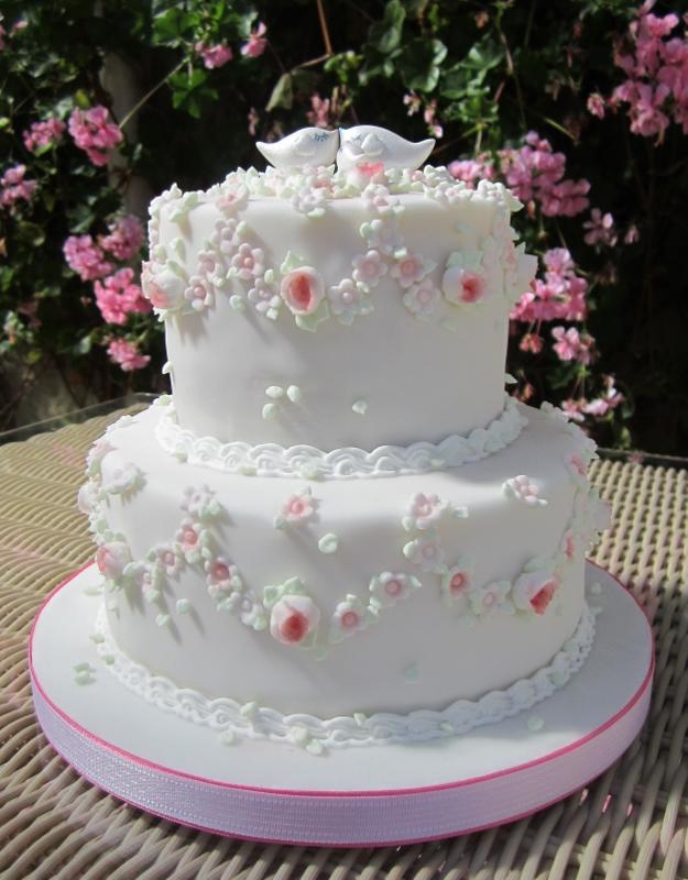Bake Your Own Wedding Cake Recipes