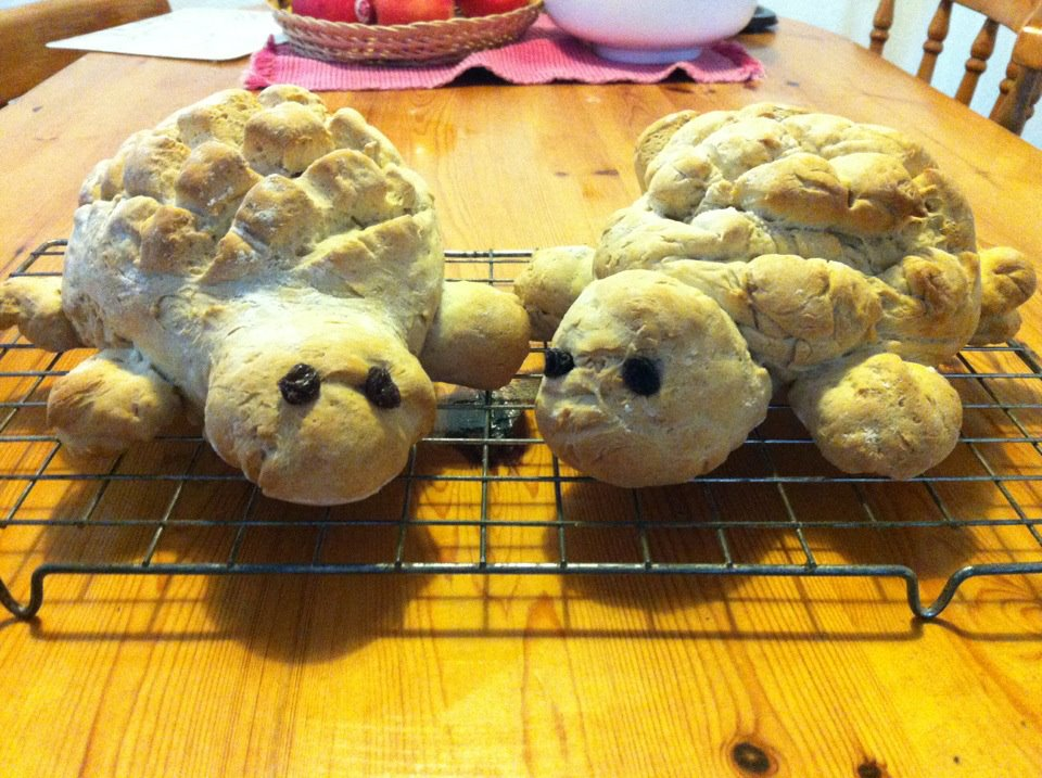 Turtle Bread | The Great British Bake Off
