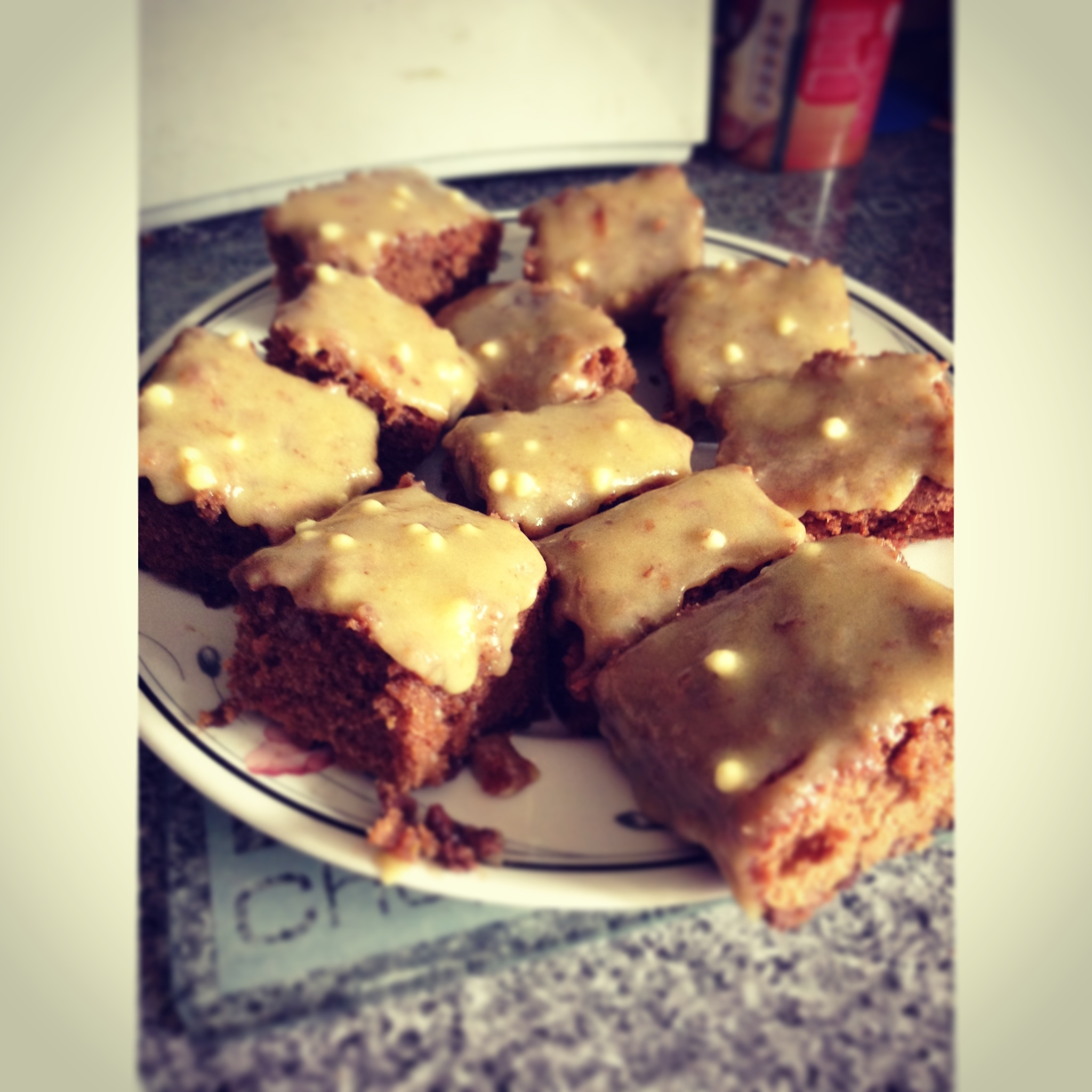 Sticky Toffee Cake Great British Bake Off