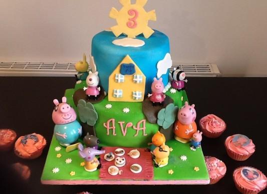 Birthday Cake Wednesbury