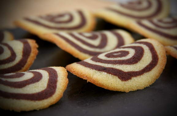 Mary Berrys Tuiles With Chocolate Mousse Technical