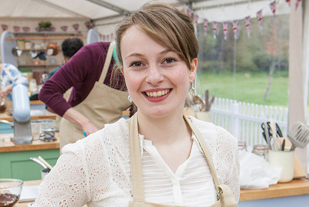 Q&A: Flora | The Great British Bake Off