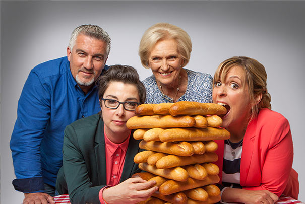 Series 6 | The Great British Bake Off