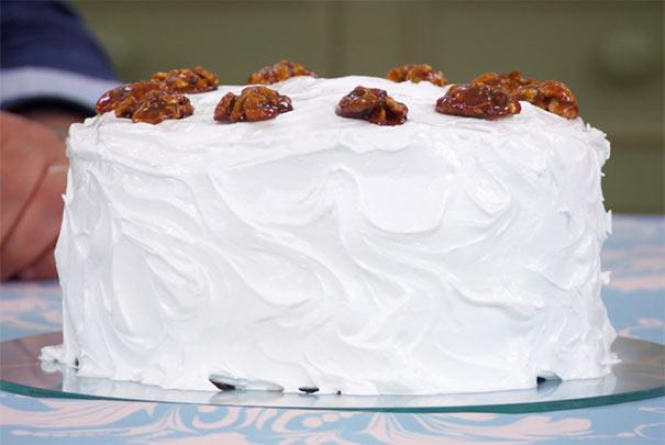 Black Walnut Layer Cake Recipe