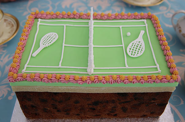Mary Berry Tennis Cake Recipe