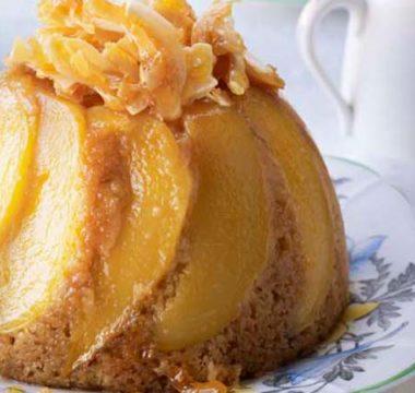 Yan's Mango Fruit Hat Pudding