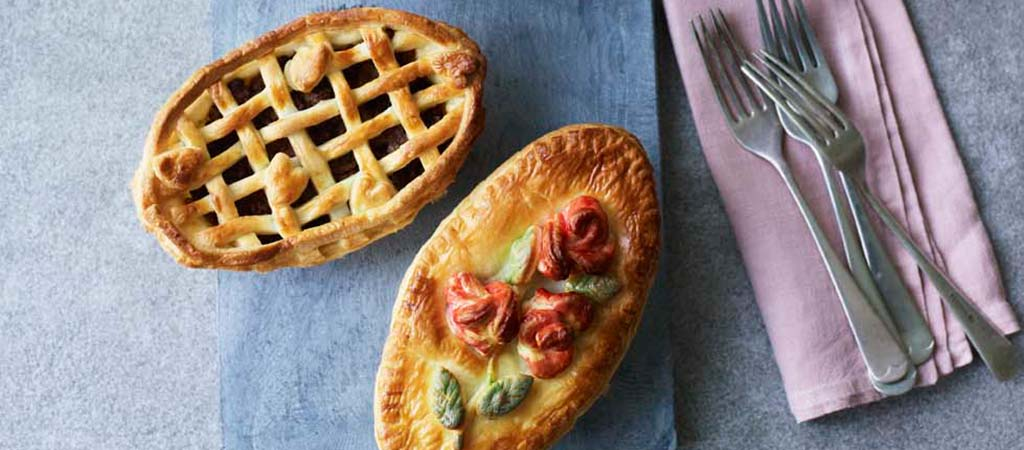 Stacey's Old-Fashioned Minced Beef Pies | The Great ...