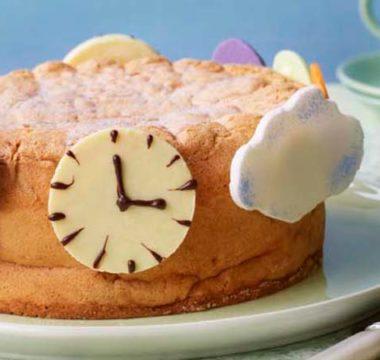 Kate's Pecan Savoy Cake