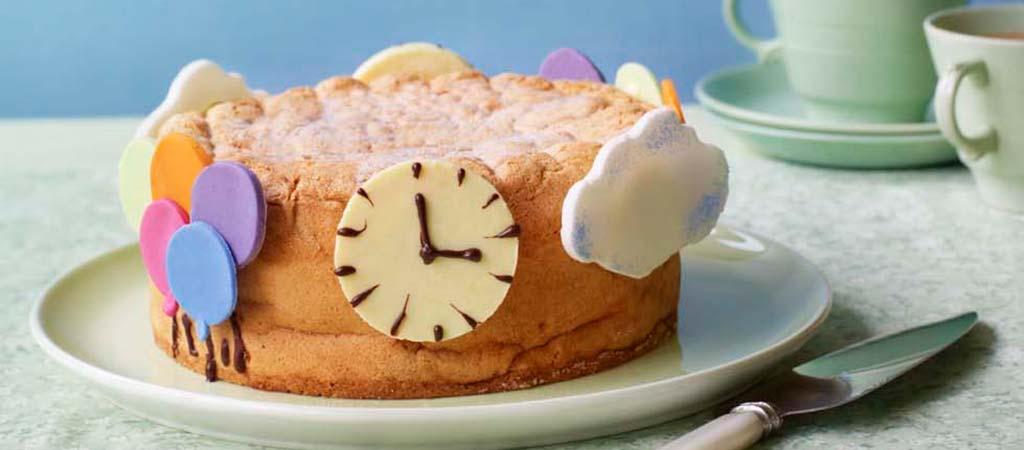Savoy Cake Bake Off