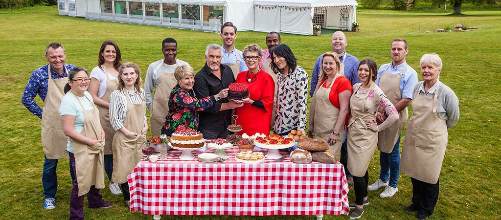 The Great British Bake Off - Love Productions