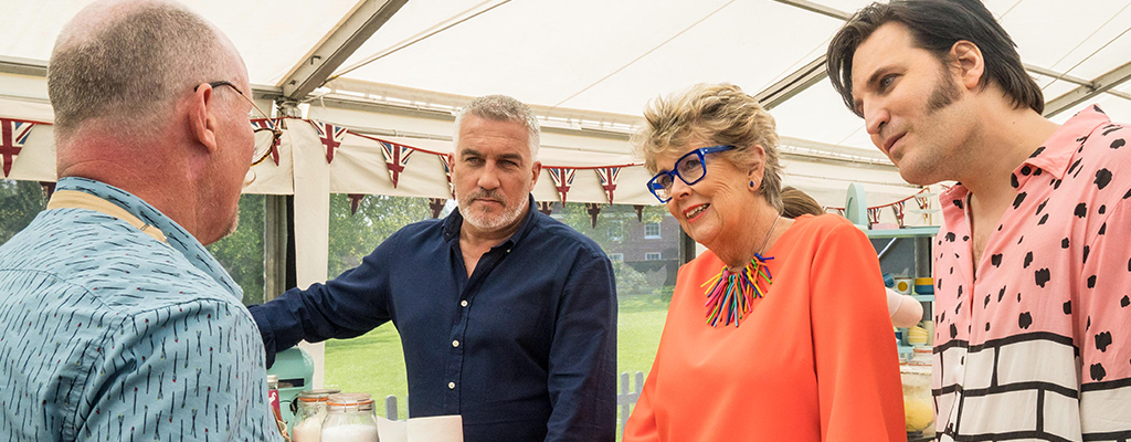 Join the Class of 2019 | The Great British Bake Off