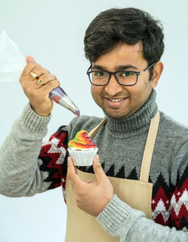 And the winner is… Rahul! | The Great British Bake Off