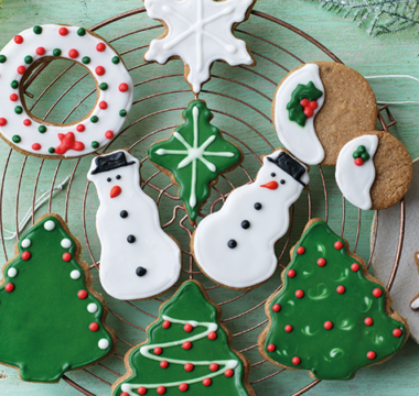 Jane's 12 Days of Decorating Biscuits