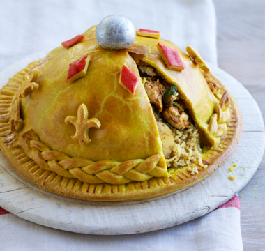Ruby's 'Fit for a Queen' Pie