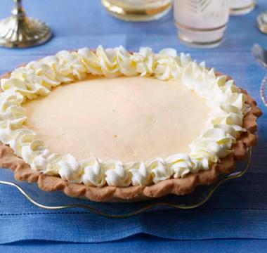Prue Leith's Custard Pie