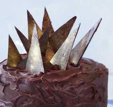 Paul Hollywood's Devils Food Cake