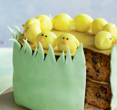 Jamie's Easter Simnel Cake