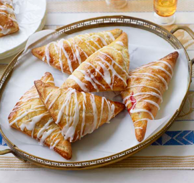Paul Hollywood's Fruit Turnovers