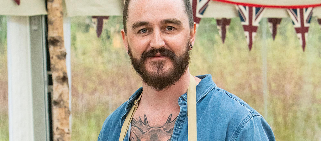A quick bite with Dan | The Great British Bake Off
