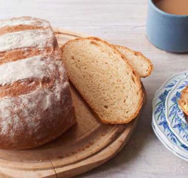 Kate's Roman Spelt Bread