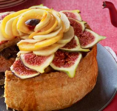 Yan's Pwielight Saga Hand-raised Pie
