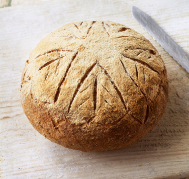 Steph's Rosemary & Wholemeal Lily Loaf
