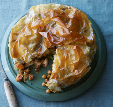 Paul Hollywood's Moroccan-style Pie