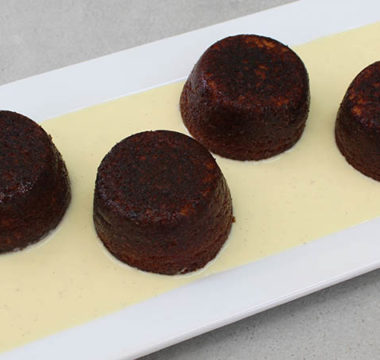 Prue Leith's Malva Puddings