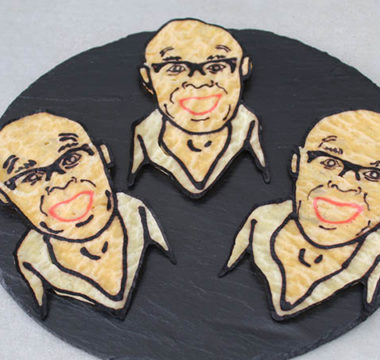 Prue Leith's Harry Hill Pancakes