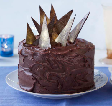 Paul Hollywood's Devil's Food Cake