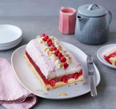 Kate's Raspberry Trifle Terrine