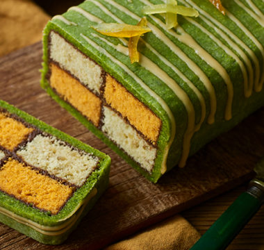 Mak's East India Battenberg