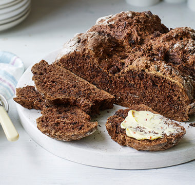 Mark's Stout and Chocolate Soda Bread