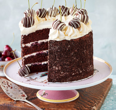 Lottie's Black Forest Gateau