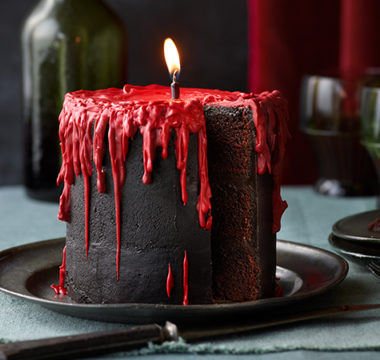 Helena's Altar Candle Cake