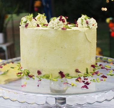 Rav Gill's Chess Cake