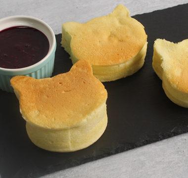 Rav Gill's Soufflé Pancakes