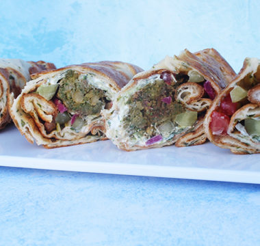 Liam Charles's Yorkshire Pudding Wraps