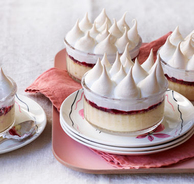 Paul Hollywood's Queen of Puddings