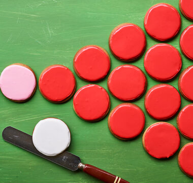 Chigs' Snooker Biscuits