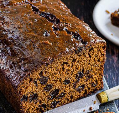 Prue Leith's Malt Loaf