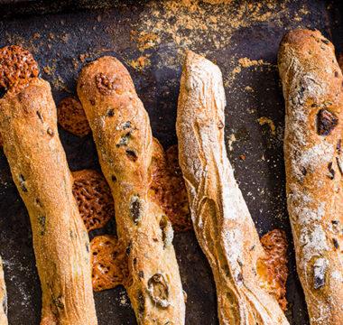 Paul Hollywood's Ciabatta Breadsticks