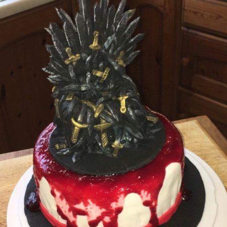 Swell Cakes The Great British Bake Off Funny Birthday Cards Online Benoljebrpdamsfinfo