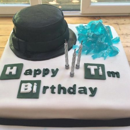 Miraculous Breaking Bad Birthday Cake The Great British Bake Off Funny Birthday Cards Online Overcheapnameinfo