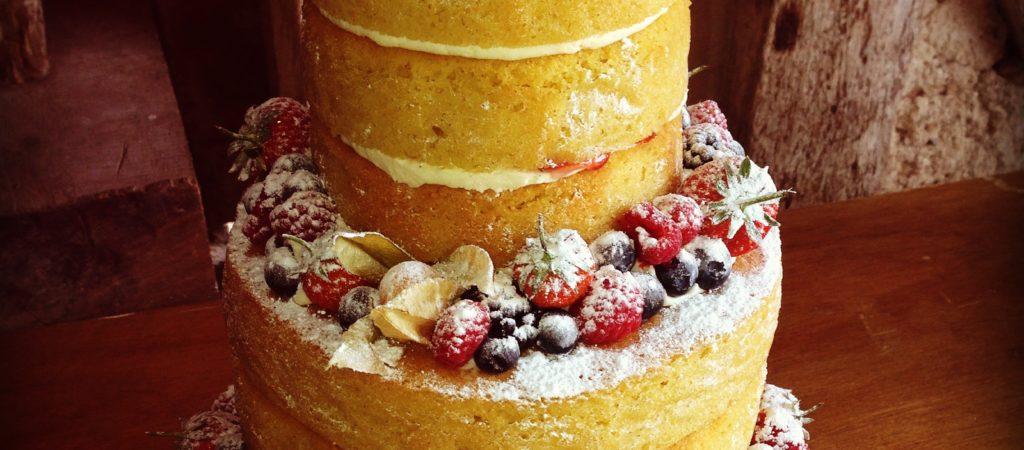 Great British Bake Off Wedding Cake Special