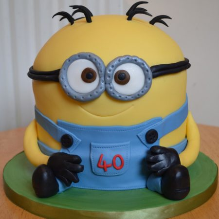 Dave the Minion The Great British Bake Off