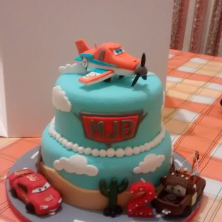 Miraculous Cars And Planes Cake The Great British Bake Off Birthday Cards Printable Trancafe Filternl