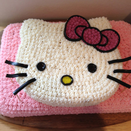 Sensational Hello Kitty Birthday Cake The Great British Bake Off Personalised Birthday Cards Paralily Jamesorg